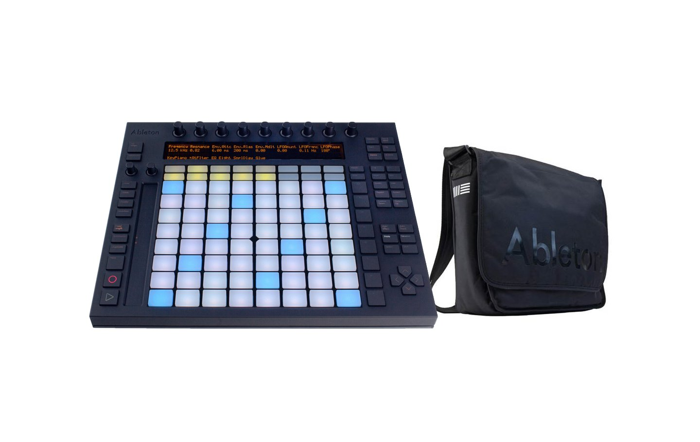 with Free Equipment Bag by Ableton, PUSH2-K | Full Compass Systems