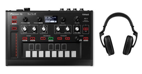 Pioneer AS1 Synthesizer Exclusive Bundle I