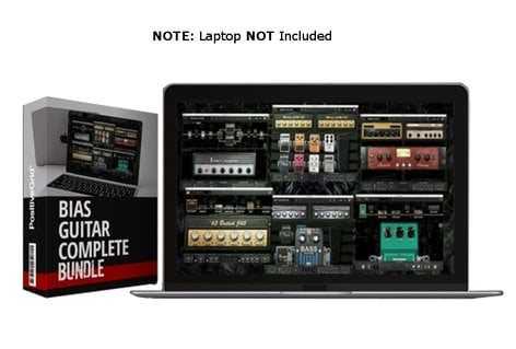 Positive Grid Bias Guitar Complete Expansion Pack Instant Rebate