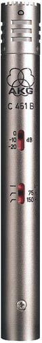 AKG C451B Small Condenser Microphone Instant Rebate