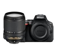 Nikon 1577 D5600 DSLR With 18-140mm VR Lens Instant Rebate