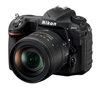 Nikon D500 Kit With 16-80mm VR Lens