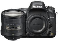 Nikon 13305 D610 DSLR Camera with NIKKOR 24-85 mm Lens Instant Rebate