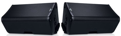 QSC K10.2 Dual K Active Speaker Exclusive Bundle