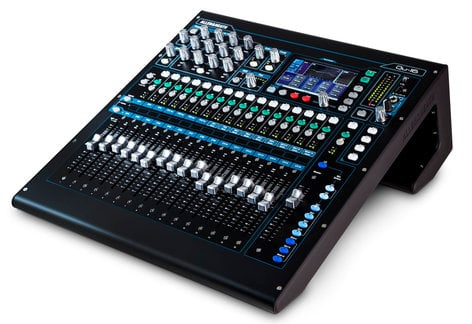 Allen & Heath QU Series Console Online Rebate Offer