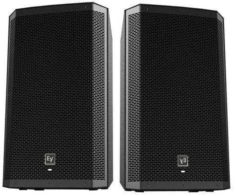 EV ZLX-15P Dual K Active Speaker Exclusive Bundle