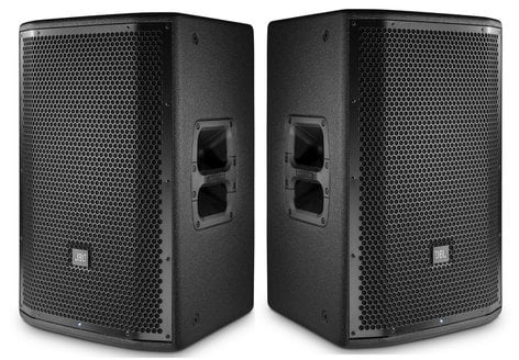 JBL PRX812W Dual K Active Speaker Exclusive Bundle