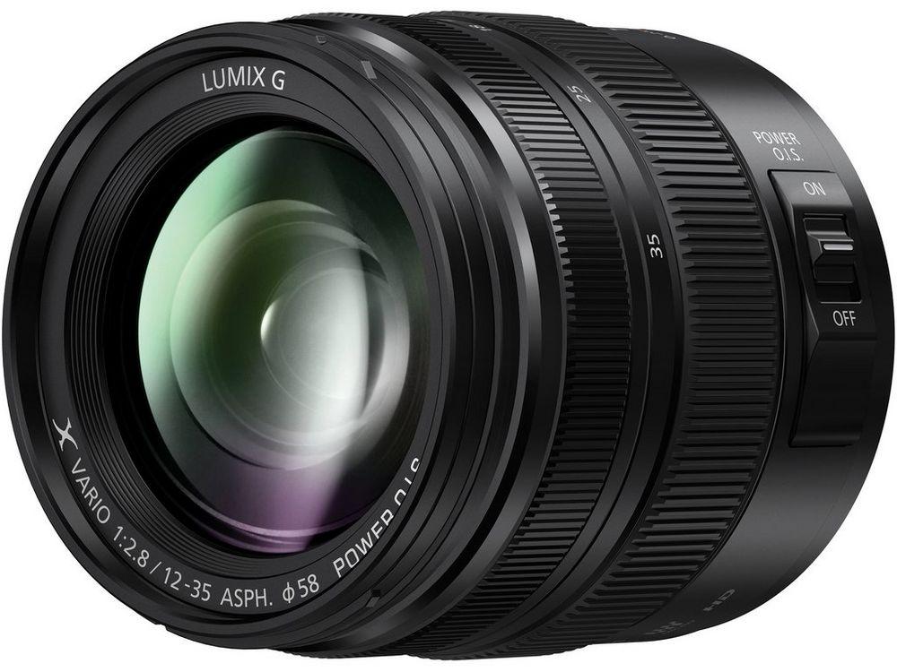 Panasonic HHSA12035 Lumix G X Vario 12-35mm Lens Instant Rebate