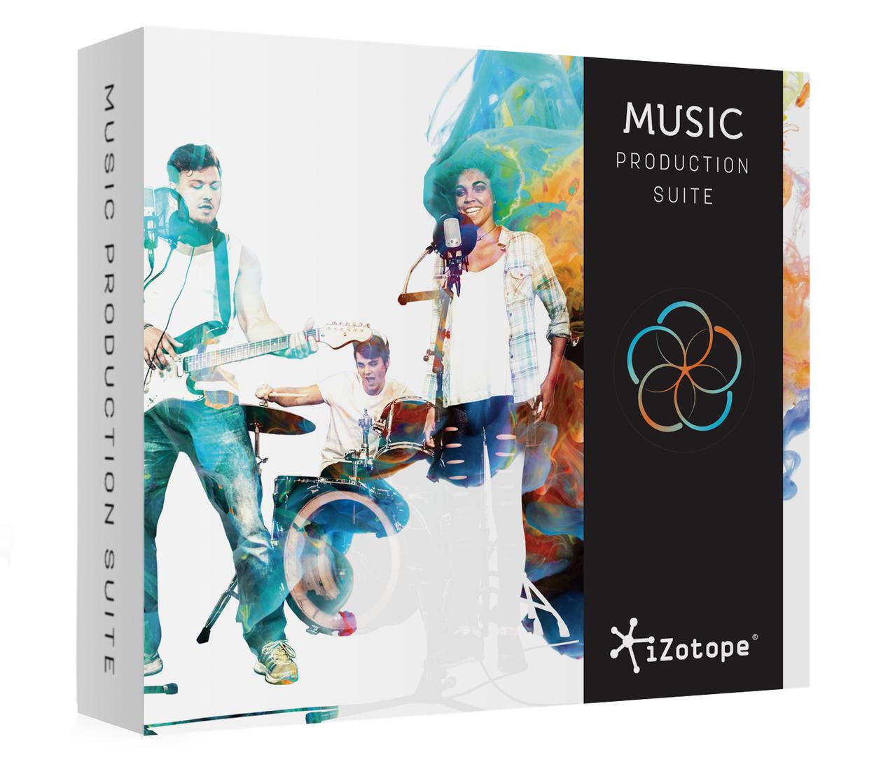 iZotope Music Production Suite Software Bundle Instant Rebate