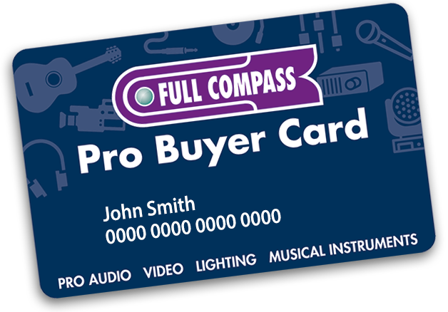 Pro Buyer Card