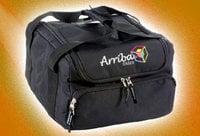 "Arriba Cases AC-130 13""x13""x9.5"" Lighting Bag for American DJ Deco 250, etc."