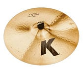 "18"" Crash Cymbal, K Custom, Dark"