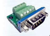 BTX CD-MX15M MaxBlox HD15(M) to Term Block