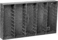 Shelf Storage for 50 Mini DV Tapes