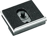 """Manfrotto 200PLARCH-14  Quick Release Plate with 1/4"""" Screw"""