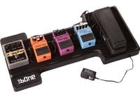 Molded Pedalboard with Gig Bag