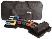 Gator Cases G-MEGA-BONE Mega Pedalboard with Gig Bag