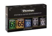 Dunlop 6500-DUNLOP System 65 Guitar Maintenance Kit