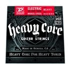 Heavy Core Electric Guitar Strings Heavy