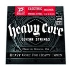 Dunlop Manufacturing Heavy Core Electric Guitar Strings Heavier Strings, Elec 11-50 Heavy 6/st