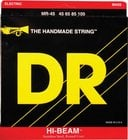 DR Strings LMR-45 Medium Hi-Beam Stainless Steel Extra-Long Scale Electric Bass Strings LMR-45