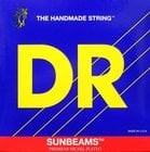 DR Strings NLLR-40 Bass Strings, Sunbeams, Nickel Plated on Round Cores, Lite-Lite 40-95 NLLR-40