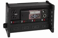 ETC/Elec Theatre Controls SM4-10X-A SmartModule 2, 4 Circuit, Bi-Phase (2 x 20A) Single Cable In, Dual Edison Out