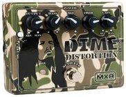 MXR DD11 DimeDistortion Guitar Effects Pedal, Distortion
