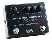 MXR Pedals MC402-MXR MC402 CAE Boost-Overdrive Pedal, Custom Audio Boost