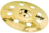 "18"" HHX Evolution O-Zone Crash Cymbal in Brilliant Finish"