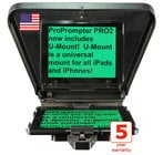 Teleprompter for iPad, iPad2