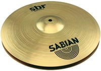 "Sabian SBR1402 14"" SBR Hi-Hat Cymbals in Natural Finish"