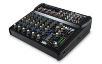 8-Channel Compact Mixer with Effects
