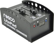 Rosco Laboratories LITEPAD-2CH-DIMMER 2-Channel DMX Dimmer for Litepad