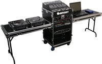 Odyssey FZ1214WDLXII ATA Combo Rack Case with Wheels FZ1214WDLXII