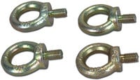 RCF AC-EB4X Eyebolt Kit, with 4x 10mm Eyebolts