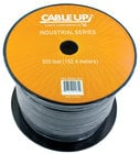Cable Up by Vu RG59ST-500 500 ft Spool of 75 Ohm Video Cable