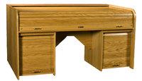 Desk,RollTop,Super Extended