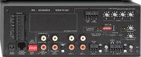 35 Watt Mixer Amplifier, 25/70/100V with Power Supply