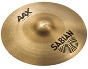 "Sabian 21808X 18"" AAX Stage Crash Cymbal in Natural Finish 21808X"