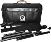 Location Kit with 3 Shotgun Mics, 2 Mounts, Case