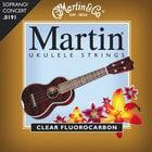 Martin Strings M600 Soprano Ukulele Fluorocarbon Strings