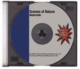 Scenes of Nature Worship Software - Waterfalls Loopable Video Clips
