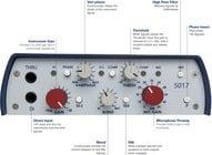 Portico Mobile Pre-Amp/DI/Compressor with Variphase