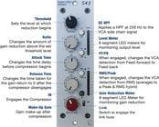 Portico Mono Compressor-Limiter