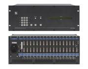 Kramer VS1616D 2x2 to 16x16 Multi-Format Modular Digital Matrix Switcher Chassis