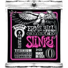 Super Slinky RPS Titanium Coated Electric Guitar Strings