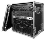 12RU Deluxe Effect Rack Case