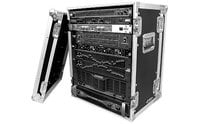 14RU Deluxe Effect Rack Case