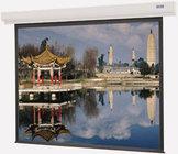 "Da-Lite 92665L 43"" x 57"" Designer Contour Electrol® High Contrast Matte White Screen with LVC"
